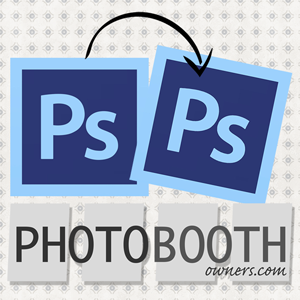 photo spot rotation in Photoshop