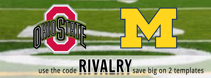 RIVALRY Day Is Here, Big Savings