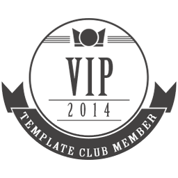 25% Off Template Club VIP Membership